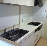 キッチン、換気扇
